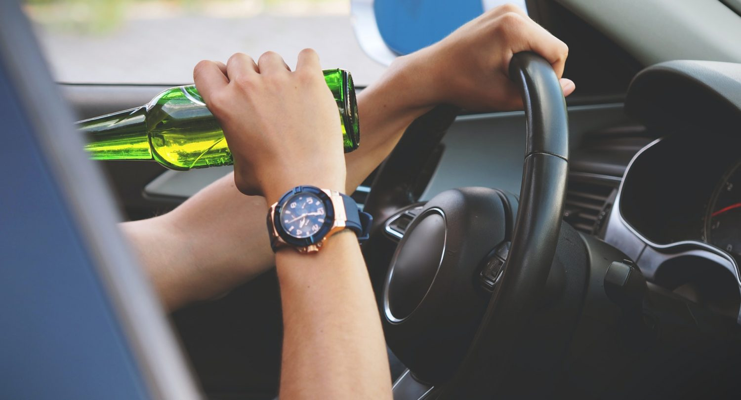 Drunk Driving - Common Causes of Auto Collisions